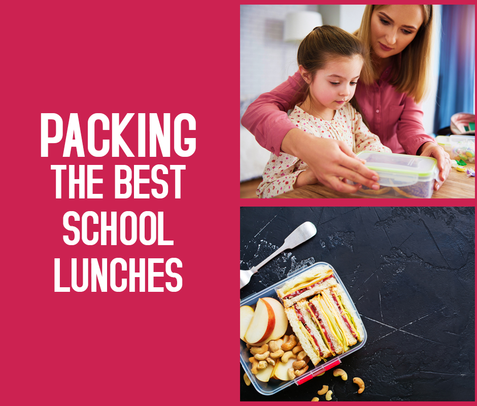 Packing The Best School Lunches