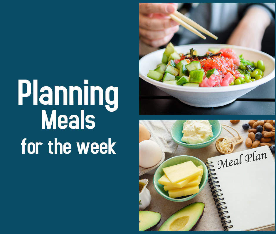 Planning Meals for the Week – What to Know and How to Succeed